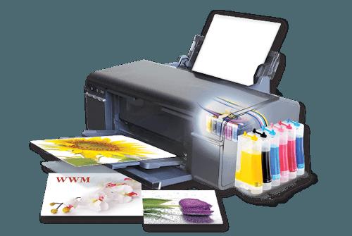 Настройка принтеров и факсов в Томске